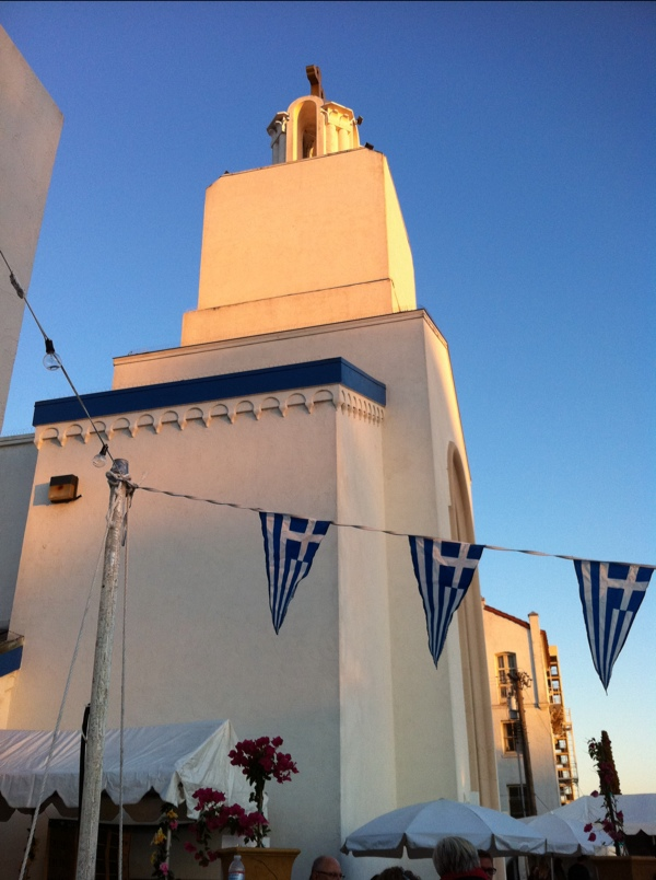 St. Spyridon Greek Church San Diego